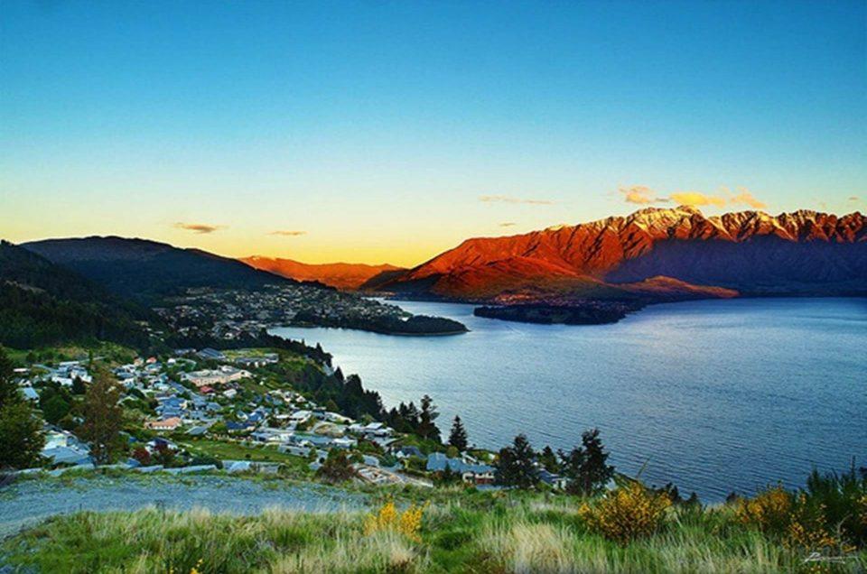 5 จุดcheck in ไม่ควรพลาดที่ เกาะใต้ New Zealand