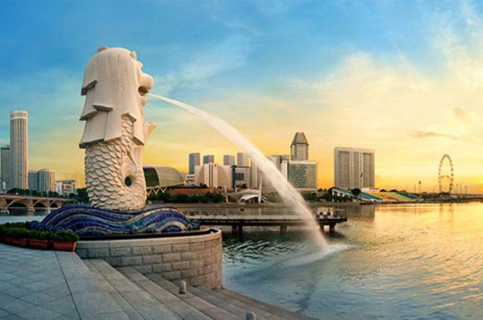 Singapore ไปไหนดี